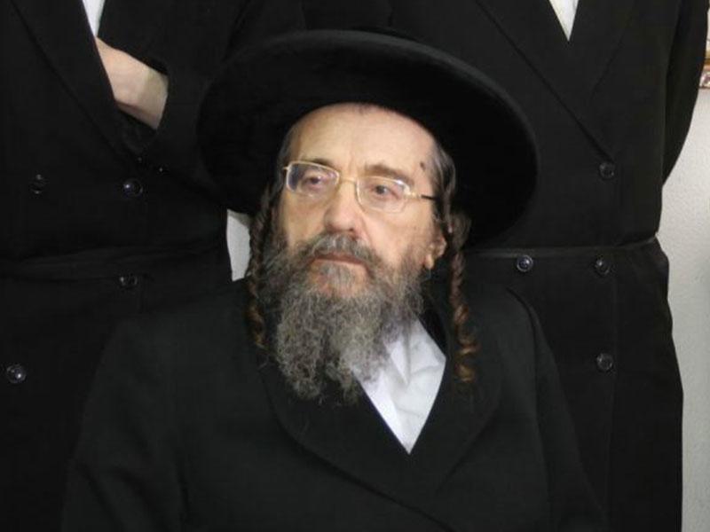 רבי-יעקב-מאיר-שכטר