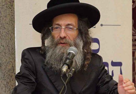איש יהודי דר