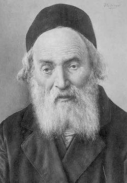 לאחר שעלה ארצה חיפש היהודי את דירתו של אותו מלמד