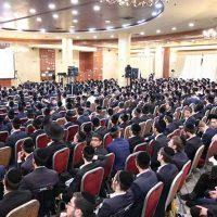 אלפי בני ישיבה השתתפו ב'סדר הכנה' לקראת עלייתם לישיבה גדולה