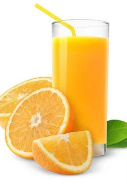 האם מותר לאדם מצונן לשתות מיץ תפוזים בשבת?
