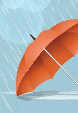 במה שונה פריסת טלית על 'חתן בראשית' מפתיחת מטריה בשבת?