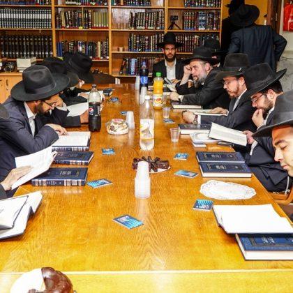סיומי חלק ד' ופתיחת חלק ה' בירושלים