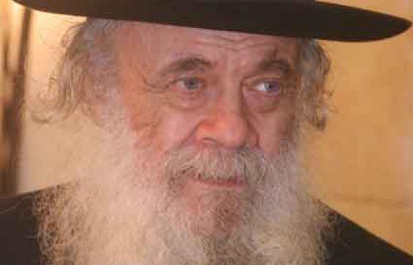 """החידה של הגאון רבי אברהם גניחובסקי זצ""""ל: מתי השוכח 'על הנסים' בברכת המזון צריך לחזור?"""