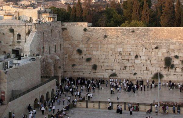 להקים מחדש את חומות ירושלים