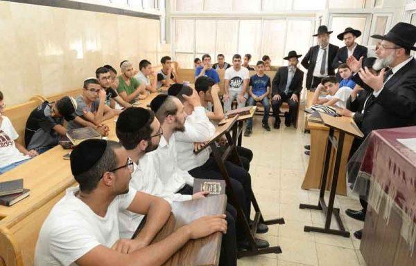 פעילי 'אחינו' מסכמים שנה של פעילות בלתי פוסקת: 1125 תלמידים הוכנסו למוסדות תורניים!