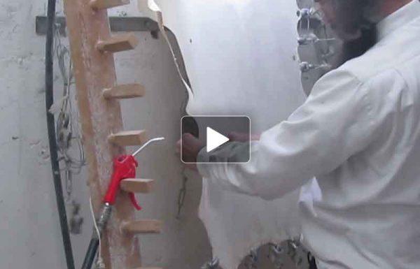 צפו: שיעור בליווי מצגת מיוחדת על תהליך יצור התפילין