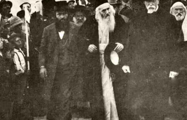 """פנה ראש המשלחת האמריקאית אל מרן הגרי""""ח זוננפלד זצ""""ל ושאל אותו: """"כיצד לדעתך יכולה ארץ ישראל הקטנה לפתור את שאלת העם היהודי, המונה כששה עשר מליון נפש?!"""""""