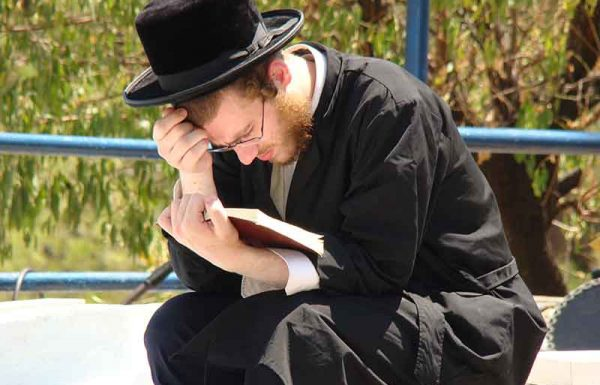 עיקר קיומנו כיהודים – על ידי לימוד הגמרא בעמל וביגיעה