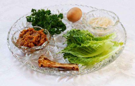 האם זה משנה איזה בשר אוכל בשולחן עורך? ומה הדין אם שכח להכין את החזרת לפני החג?