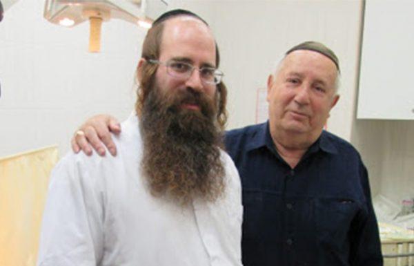 """יצאתי החוצה ואמרתי לסוהרים: """"לפני שלושים שנה עוד הייתם מכניסים לכלא הזה יהודים שהעזו למול את בניהם, היום אתם עומדים בחוץ ביראת כבוד"""""""