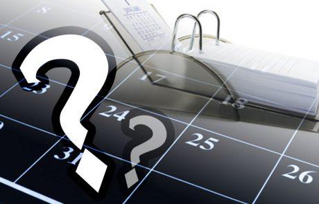 מתי נוהגים את מנהגי ה'יארצייט' של חודש אדר בשנה מעוברת?