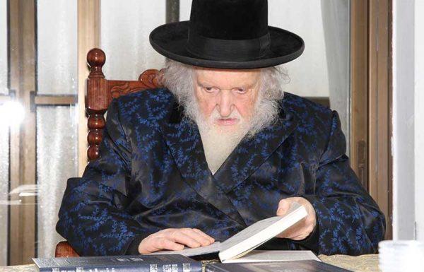 """""""כבר קבעו קדמונים שיש עניין גדול מאוד לקבוע זמן לימוד בספר ארחות חיים, עד שיהיה כשולחן ערוך בענייני בין אדם לחברו ובאורח החיים של יהודי"""""""