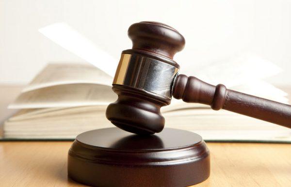 ידו של השופט השתתקה והוא לא הצליח לחתום על פסק הדין