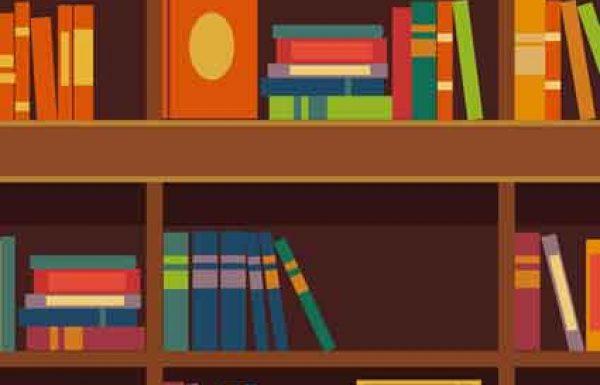 בכל הספרייה הענקית – כמעט ואין ספר שלם