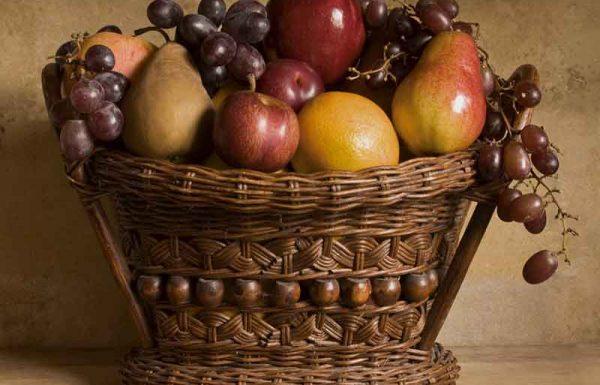 עוגָה ותאנה, כוס יין וזיִת, גרגֵר חטה ותמר – מה קודם למה לברכה?