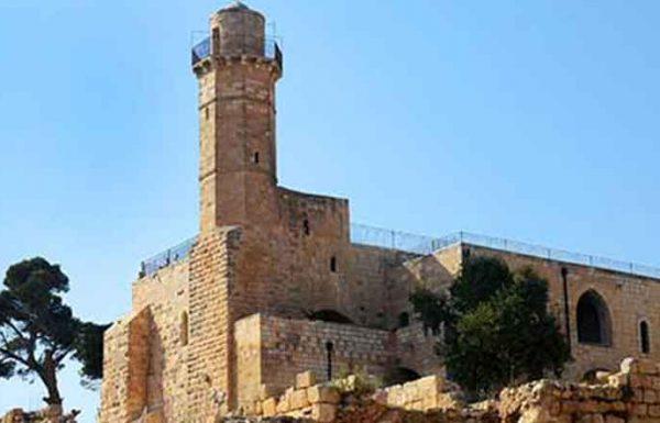 השאלה ההלכתית שהתעוררה בעקבות השתלטות הערבים על קבר שמואל הנביא