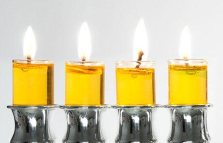 האם בזמננו יש עדיפות להדליק נרות שבת בשמן זית?