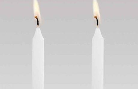 האם בזמננו יש עדיפות להדלקת נרות שבת בשמן זית?