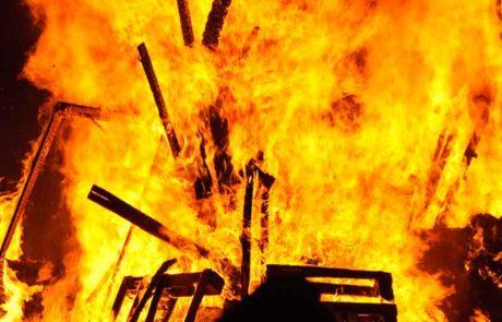 באיזה מקרה אסור לכבות שריפה בשבת?