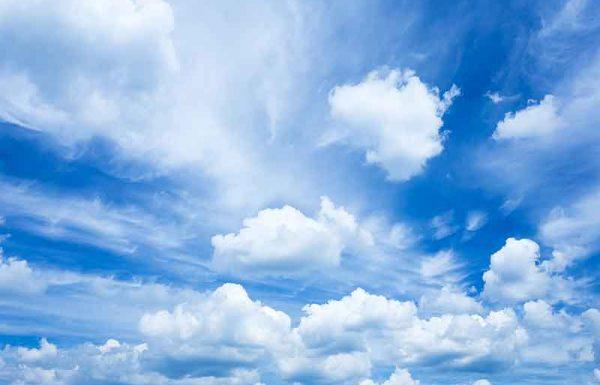 מכת ברד האם ירדה מהעננים?
