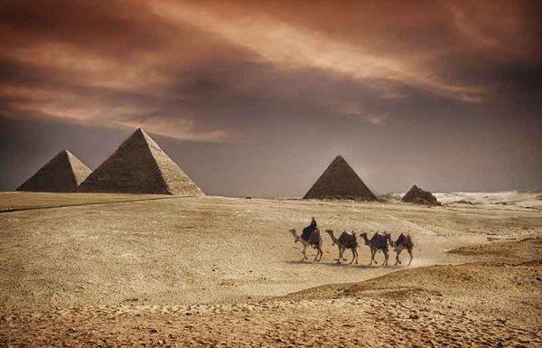 איזה כלי תקשורת היו מקהיר לחברון?