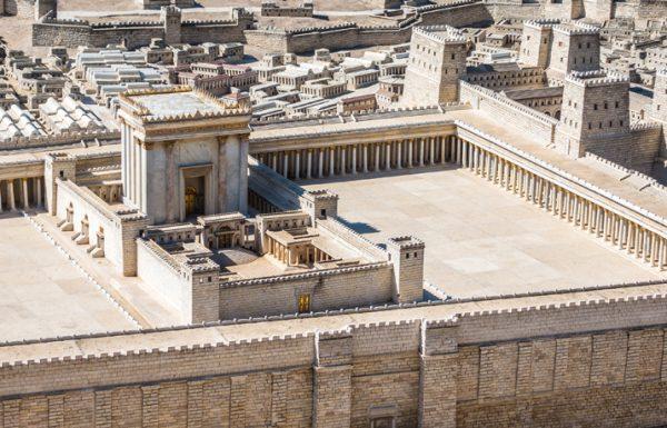 מה הקשר בין בניית המזבח לברכת המזון?