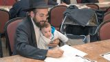 DHYB 4-24-15 test, Belz Hall, Yerushalayim (152)