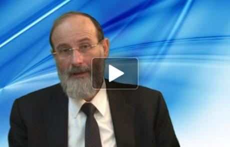 פורים – מבט יהודי עם רבי דוד הופשטטר