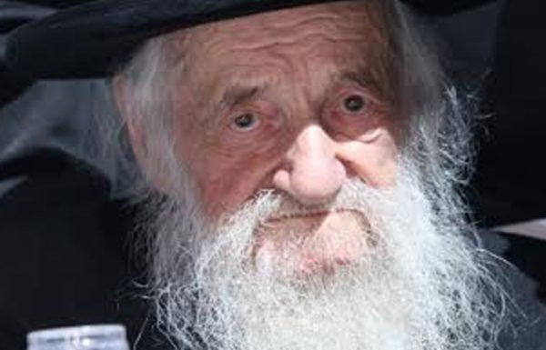 הגוסס שקם לתחיה והקים בית נאמן בישראל