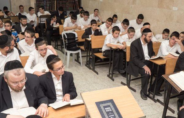המהפכה נמשכת ברחבי העולם היהודי